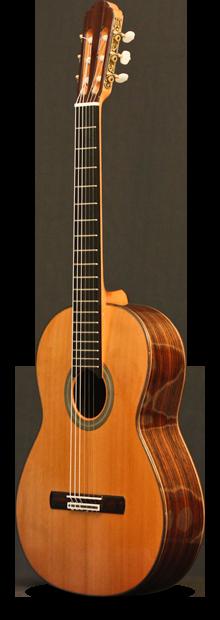 Guitare classique Pappalardo C1