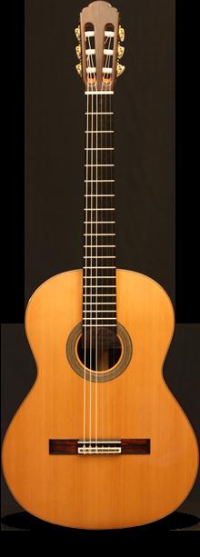 Guitare classique Pappalardo S1