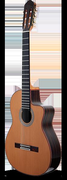 Guitare classique Pappalardo SPC