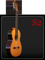 Guitare classique Pappalardo S2