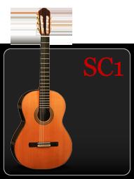 Guitare classique Pappalardo SC1